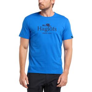 Haglöfs Camp T-Shirt Herren storm blue/tarn blue storm blue/tarn blue