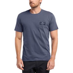 Haglöfs Mirth T-Shirt Herren dense blue dense blue