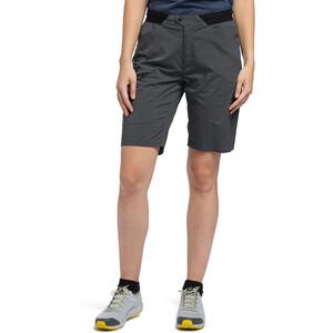 Haglöfs L.I.M Fuse Shorts Women, harmaa harmaa