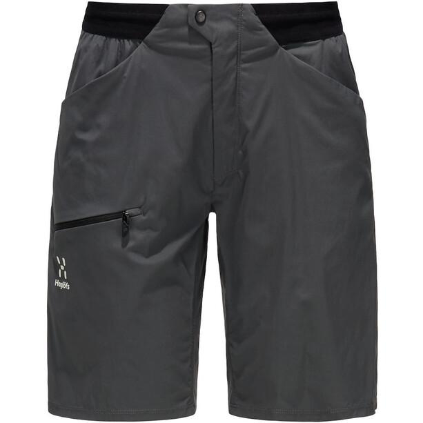 Haglöfs L.I.M Fuse Shorts Damen grau