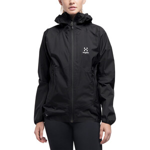 Haglöfs L.I.M Proof Multi Jacke Damen true black true black