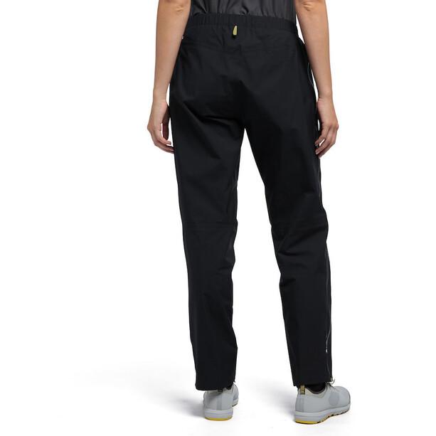 Haglöfs L.I.M Pants Short/Long Size Women, true black long