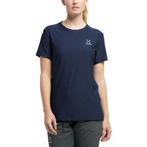 Haglöfs L.I.M Tech T-Shirt Damen tarn blue tarn blue