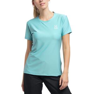 Haglöfs L.I.M Tech T-Shirt Damen glacier green glacier green