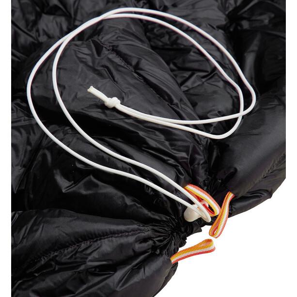 Haglöfs L.I.M +1 Sleeping Bag 195cm, musta