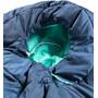 Haglöfs Musca -5 Schlafsack 175cm blau