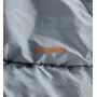 Haglöfs Moonlite +7 Schlafsack 190cm tangerine/gravel grey