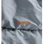 Haglöfs Moonlite Jr Schlafsack 150cm Jugend tangerine/gravel grey