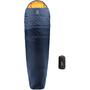 Haglöfs Tarius Lite +8 Schlafsack 190cm midnight blue/tangerine