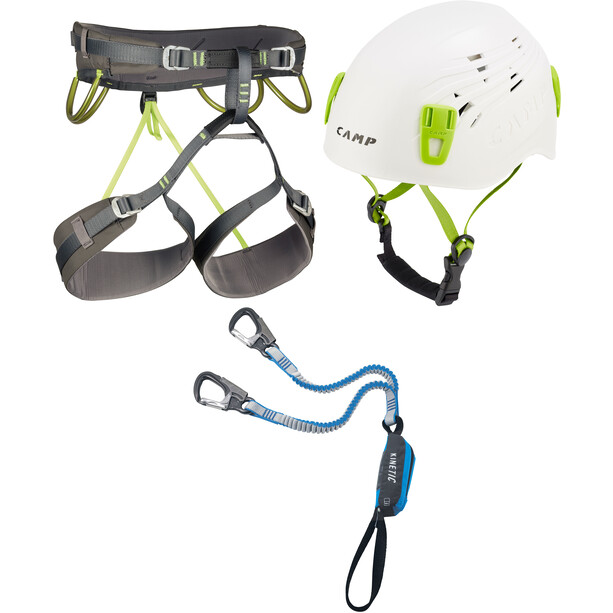 Camp Kinetic Rewind Energy CR 4 Via Ferrata Kit