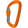 Camp Orbit Lock Carabiner orange