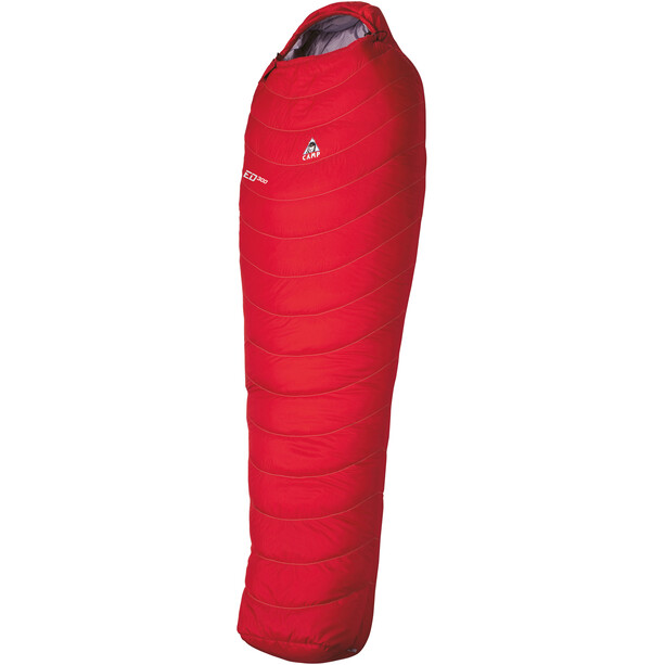 Camp ED 300 Schlafsack strawberry red