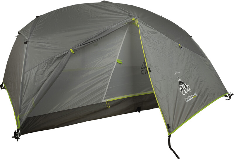 Camp Minima 3 Pro Zelt grey/lime Aufblasbare Zelte 2905-grey/lime