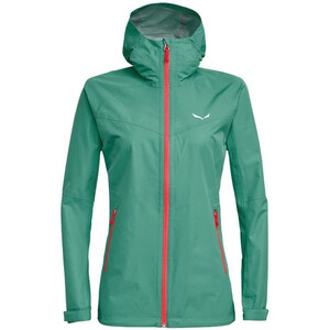 SALEWA Puez Aqua 3 Powertex Jacke Damen feldspar green feldspar green
