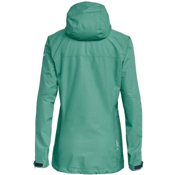 SALEWA Puez Aqua 3 Powertex Jacke Damen feldspar green