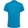 SALEWA Puez Melange Dry T-shirt Homme, blue danube melange