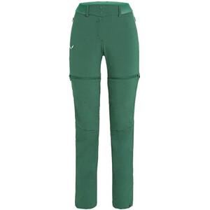 SALEWA Pedroc Durastretch Pantalon 2/1 Femme, vert vert