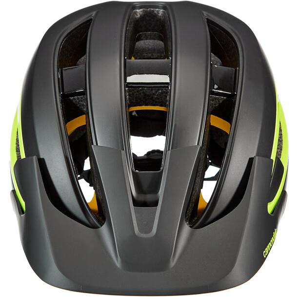 Cannondale Hunter MIPS Helm black/volt