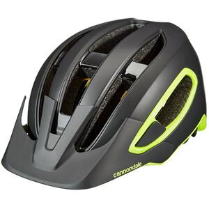 Cannondale Hunter MIPS Helm black/volt black/volt