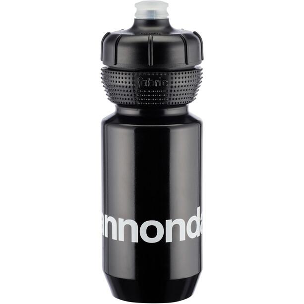 Cannondale Logo Gripper Flaske 600ml, sort/hvid