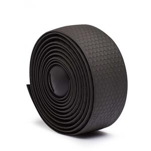 Fabric Silikon Lenkerband black black
