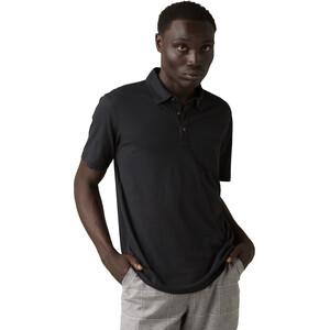 Prana Polo Herren black black