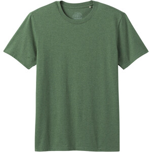 Prana Rundhals T-Shirt Herren grün grün