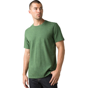 Prana Rundhals T-Shirt Herren pineneedle heather pineneedle heather