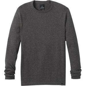 Prana Kaola Rundhals Sweater Herren grau grau