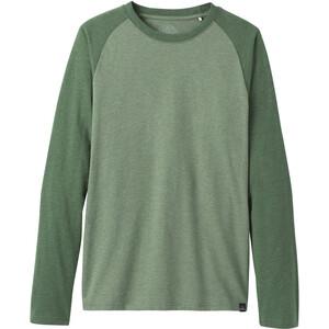 Prana Baseball Raglan T-Shirt Herren canopy heather canopy heather