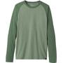 Prana Baseball Raglan T-Shirt Herren canopy heather