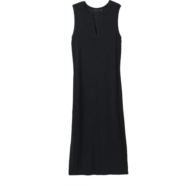 Prana Foundation Midi Kleid Damen black