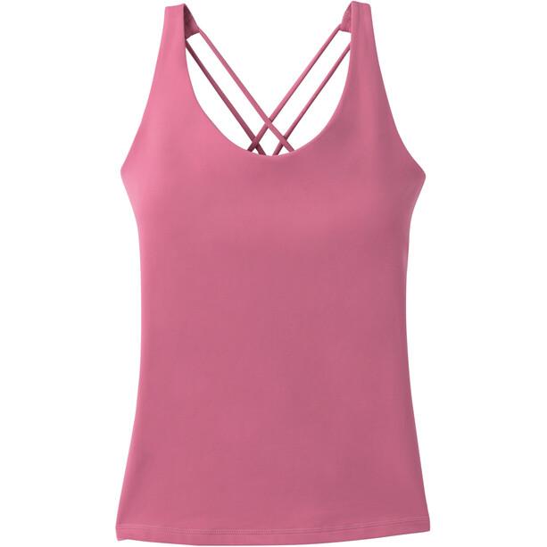 Prana Everyday Top Women, vaaleanpunainen