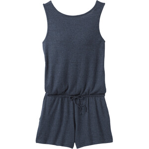 Prana Sylvie Romper Jumpsuit Damen schwarz/blau schwarz/blau