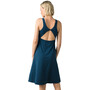 Prana Skypath Kleid Damen atlantic
