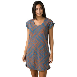 Prana Bon Vivante Kleid Damen nickel wander nickel wander