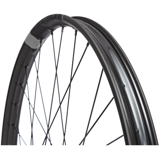 """Crankbrothers Synthesis Wheel Set 27.5"""" 110x15mm/148x12mm Boost E-Bike TLR Shimano svart"""
