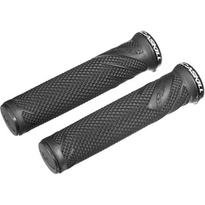 Lizard Skins Danny MacAskill Lock-On Griffe Ø29,5mm jet black jet black
