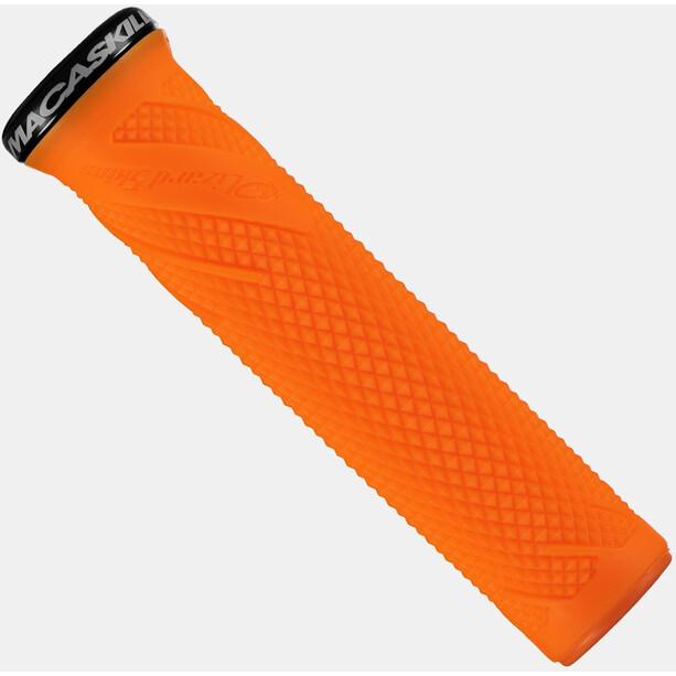 Lizard Skins Danny MacAskill Lock-On Griffe Ø29,5mm tangerine