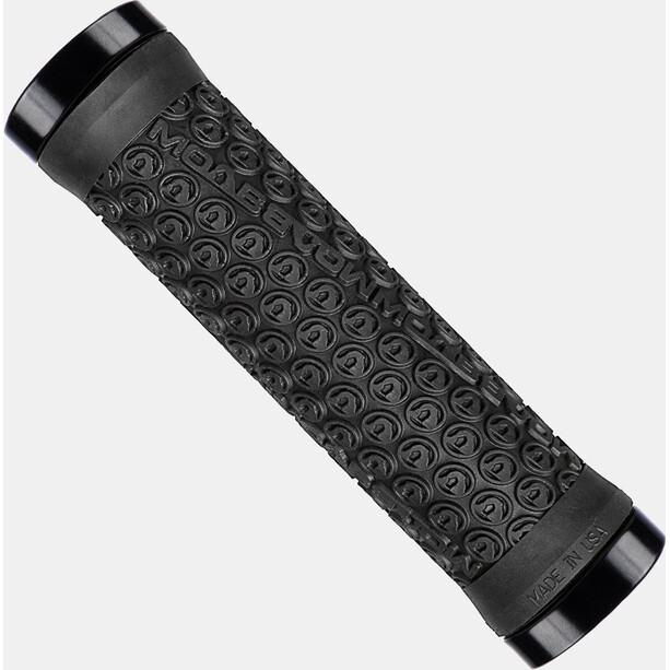 Lizard Skins Moab Lock-On Griffe Ø31mm black/black