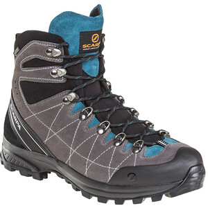 Scarpa R-Evo(Lution) GTX Shoes Men titanium-lake blue titanium-lake blue