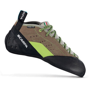 Scarpa Maestro Mid Eco Climbing Shoes Men stone-light gray stone-light gray