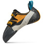 Scarpa Booster Climbing Shoes black-orange