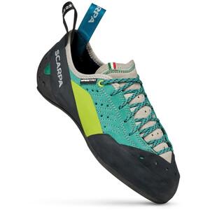 Scarpa Maestro Eco Climbing Shoes Women grön/blå grön/blå