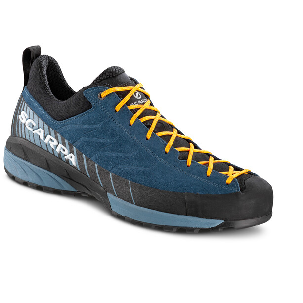 Scarpa Mescalito Shoes Men ocean-citrus
