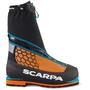 Scarpa Phantom 6000 Boots Men black-orange