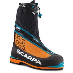 Scarpa Phantom Tech Boots Men black-bright orange black-bright orange
