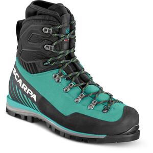 Scarpa Mont Blanc Pro GTX Shoes Women green blue green blue