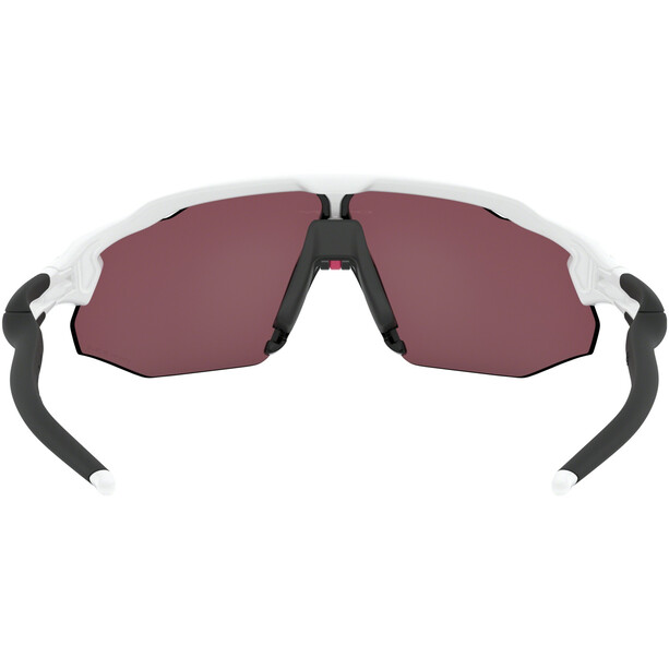 Oakley Radar EV Advancer Sunglasses polished white/prizm road black
