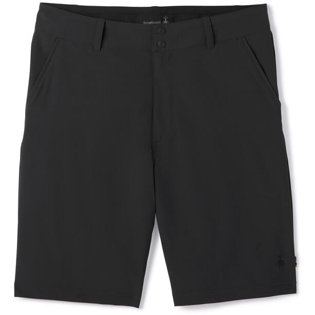 "Smartwool Merino Sport 10"" Shorts Men black"